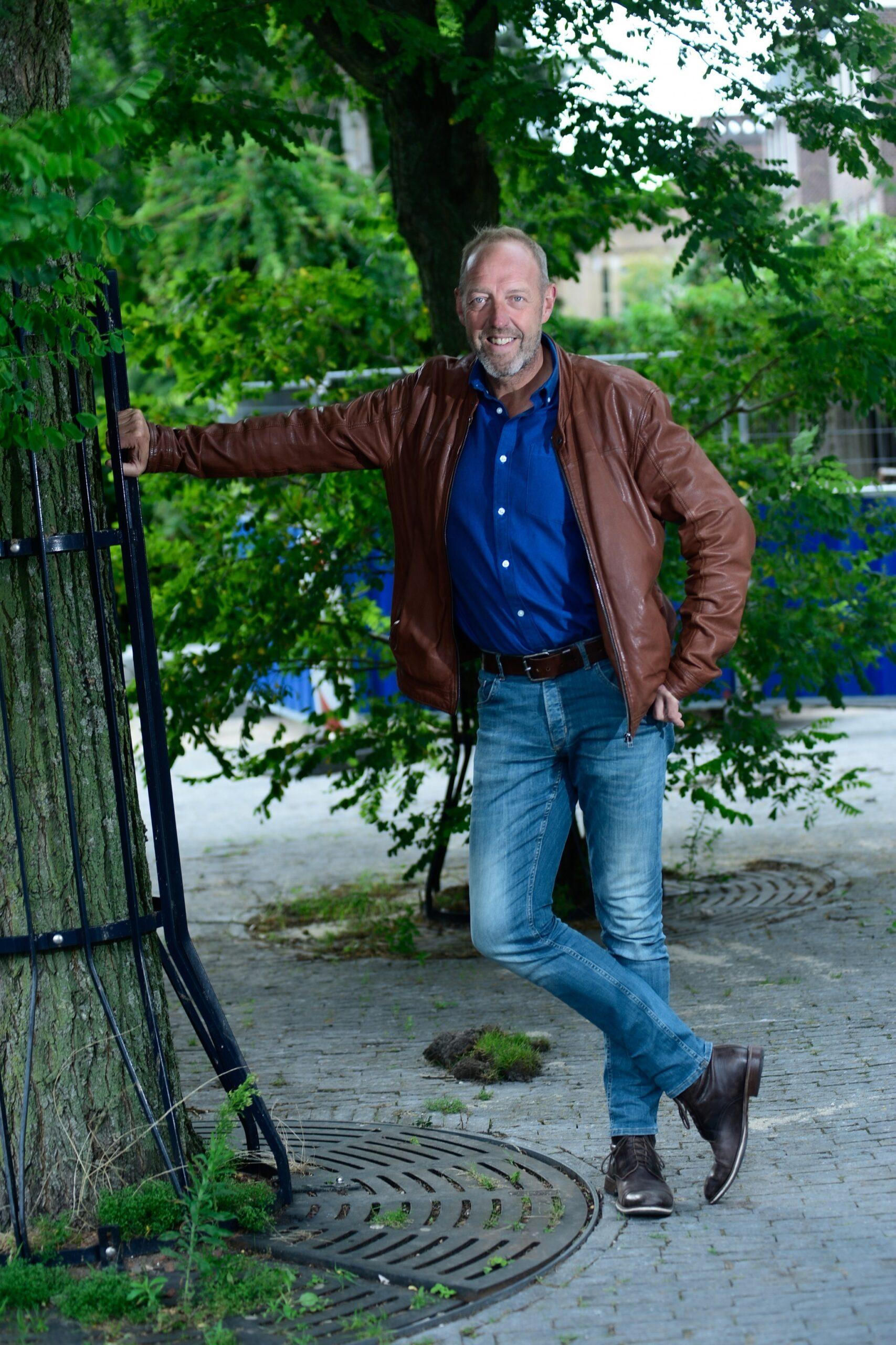 """Harry Piekema: """"Ik Zocht Een Manier Om Mijn Levensstijl Te Veranderen""""."""