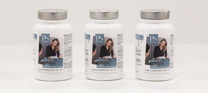 Powerslim Supplementen