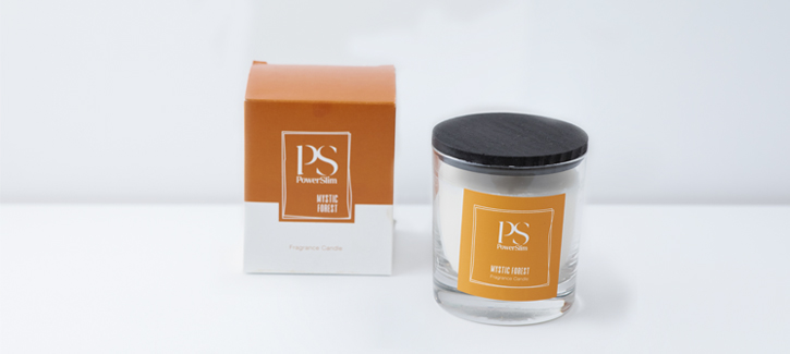 Fragrance Candle – Mystic Forest