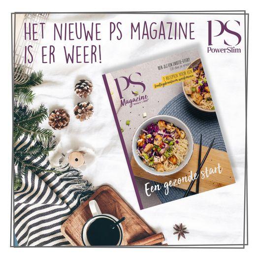 Powerslim Magazine 5e Editie