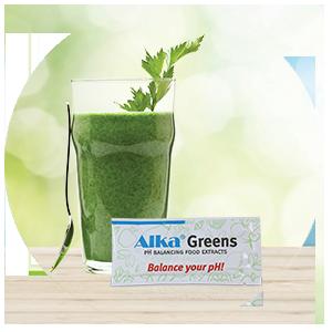 Alka Greens: Basische Voedingsextracten 30