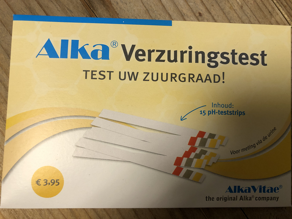 Alka PH-teststrips