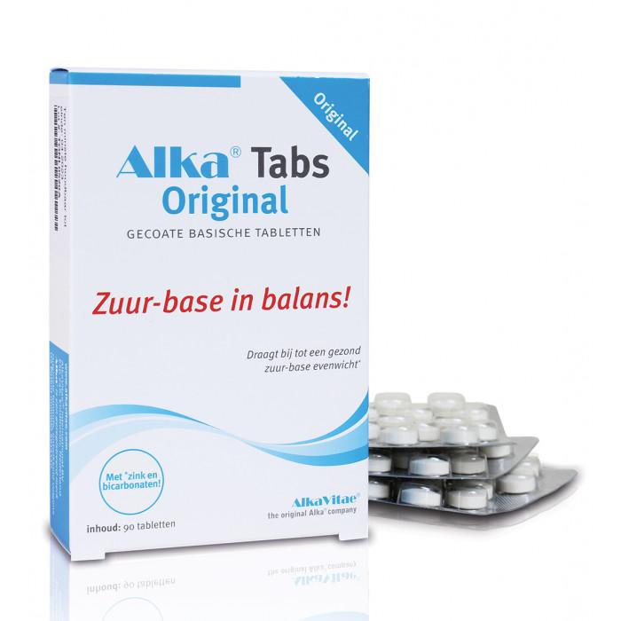 Alka Tabs Original: Basische Tabletten Met Bicarbonaat